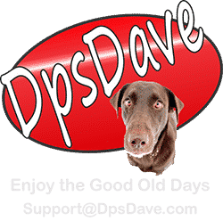 dpsdog logo photo scanning